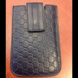 Gucci leather  Credit card holder